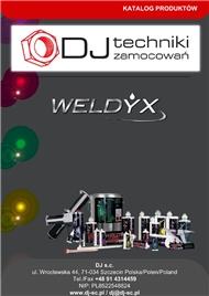 Katalog produktów - WELDYX