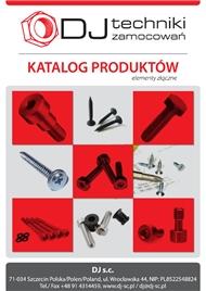 Katalog produktów - ELEMENTY ZŁĄCZNE